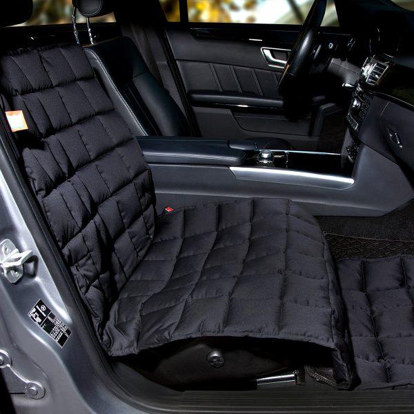 Autoschondecke Beifahrersitz schwarz- Doctor Bark