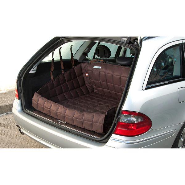 Doctor Bark - Autoschutzdecke für den Kofferaum - Produktdarstellung