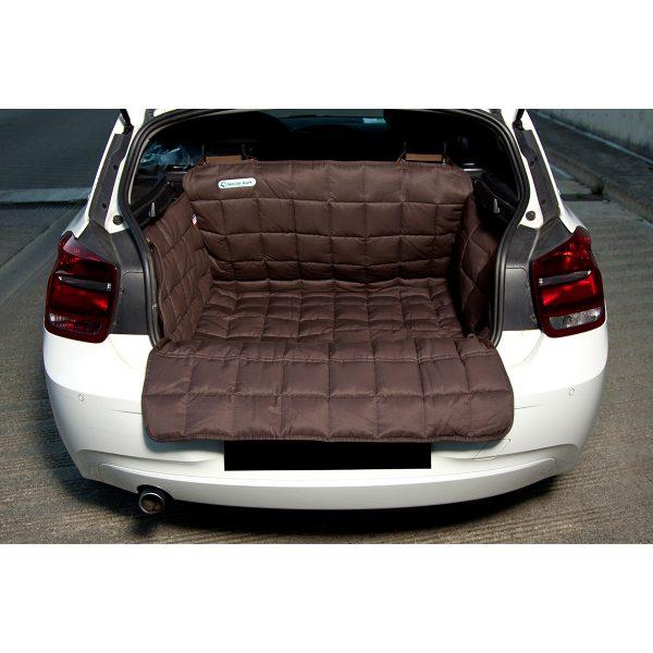 Kofferraum Autoschondecke braun - Doctor Bark